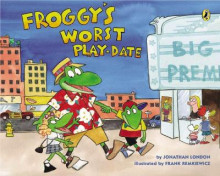 Froggy's Worst Playdate av Jonathan London (Heftet)