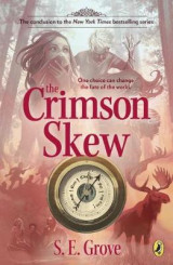 Omslag - The Crimson Skew