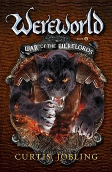 War of the Werelords av Curtis Jobling (Heftet)