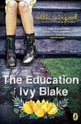 Omslag - The Education of Ivy Blake
