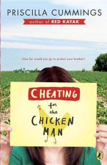 Cheating for the Chicken Man av Priscilla Cummings (Heftet)