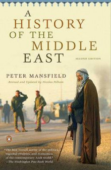 A History of the Middle East av Peter Mansfield og Nicolas Pelham (Heftet)