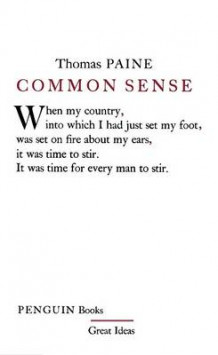 Common Sense av Thomas Paine (Heftet)