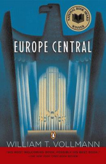 Europe Central av William T Vollmann (Heftet)