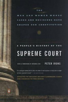 A People's History of the Supreme Court av Associate Professor of Political Science Peter Irons (Heftet)
