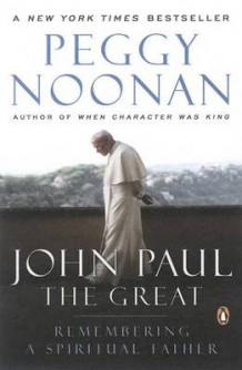 John Paul the Great av Peggy Noonan (Heftet)