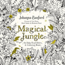 Magical Jungle av Johanna Basford (Heftet)