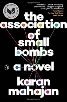 The association of small bombs av Karan Mahajan (Heftet)