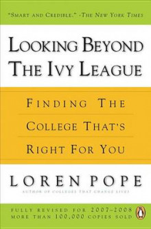 Looking Beyond the Ivy League av Loren Pope (Heftet)