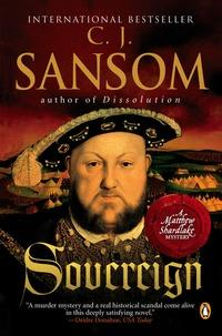 Sovereign av C J Sansom (Heftet)