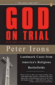 God on Trial av Associate Professor of Political Science Peter Irons (Heftet)