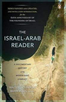 The Israel-Arab Reader av Walter Laqueur og Barry Rubin (Heftet)