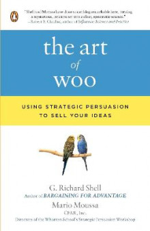 The Art of Woo av G Richard Shell og Mario Moussa (Heftet)