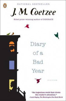 Diary of a Bad Year av J M Coetzee (Heftet)