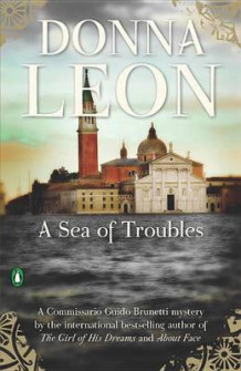 A Sea of Troubles av Donna Leon (Heftet)