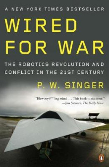 Wired for War av P. W. Singer (Heftet)