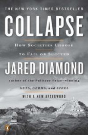 Collapse av Jared Diamond (Innbundet)
