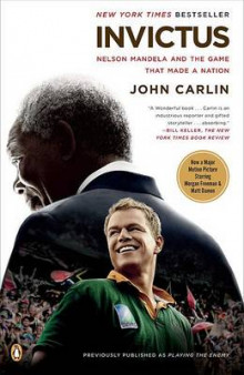 Invictus: Nelson Mandela and the game that made a nation av John Carlin (Heftet)