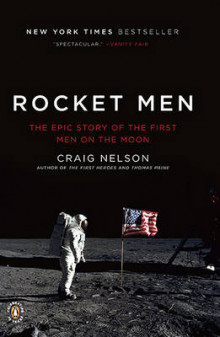Rocket Men av Craig Nelson (Heftet)