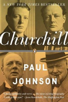 Churchill av Paul Johnson (Heftet)