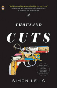 A Thousand Cuts av Simon Lelic (Heftet)
