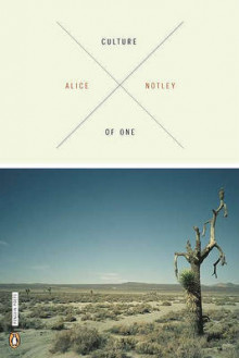 Culture of One av Alice Notley (Heftet)