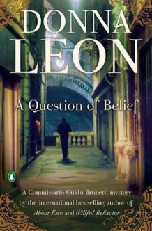 A Question of Belief av Donna Leon (Heftet)
