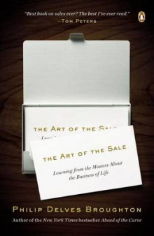 The Art of the Sale av Philip Delves Broughton (Heftet)