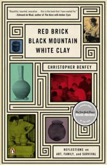 Red Brick, Black Mountain, White Clay av Christopher Benfey (Heftet)