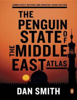 Omslag - The Penguin state of the middle east atlas