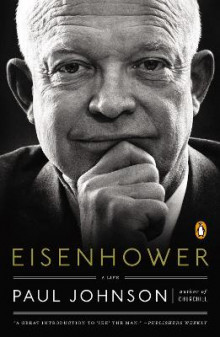Eisenhower av Paul Johnson (Heftet)