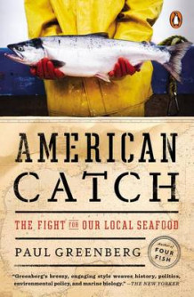 American Catch av Paul Greenberg (Heftet)