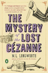 Omslag - The Mystery Of The Lost Cezanne