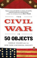 Omslag - The Civil War in 50 Objects