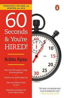60 Seconds and You're Hired!: Revised Edition av Robin Ryan (Heftet)