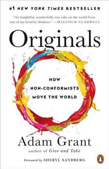 Originals av Adam Grant (Heftet)