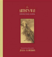 The Artist's Way Morning Pages Journal av Julia Cameron (Innbundet)