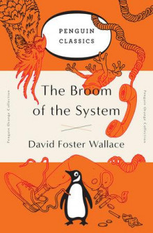 The broom of the system av David Foster Wallace (Heftet)