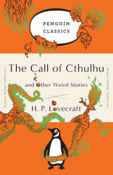 The call of Cthulhu and other weird stories av H.P. Lovecraft (Heftet)