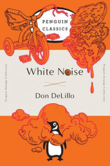White noise av Don DeLillo (Heftet)