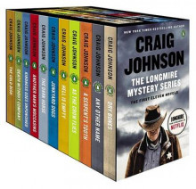 The Longmire Mystery Series Boxed Set Volumes 1-11 av Professor of Mathematics Marywood University Scranton Pennsylvania Craig Johnson (Heftet)