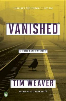 Vanished av Tim Weaver (Heftet)