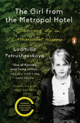 Omslag - The Girl from the Metropol Hotel