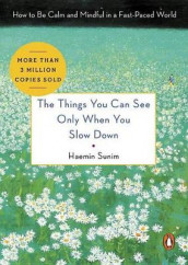 The Things You Can See Only When You Slow Down av Haemin Sunim (Innbundet)