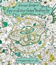 Ivy and the Inky Butterfly av Johanna Basford (Heftet)