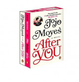 Omslag - Me Before You and After You Boxed Set