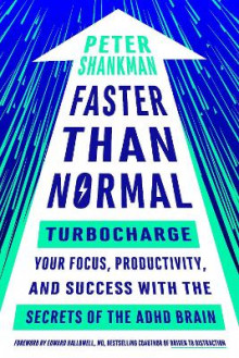 Faster Than Normal av Peter Shankman (Heftet)