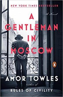 A Gentleman in Moscow av Amor Towles (Heftet) | Tanum nettbokhandel