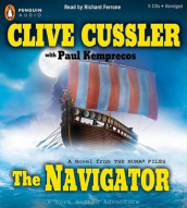 The Navigator av Clive Cussler og Paul Kemprecos (Lydbok-CD)
