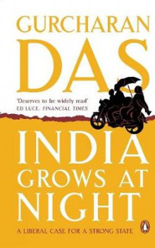 India Grows at Night av Gurcharan Das (Heftet)